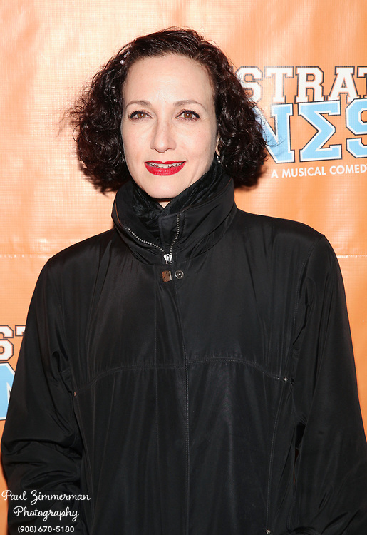 """NEW YORK, NY - DECEMBER 14:  Bebe Neuwirth attends the """"Lysistrata Jones"""" Broadway opening night arrivals and curtain call at the Walter Kerr Theatre on December 14, 2011 in New York City.  (Photo by Paul Zimmerman/WireImage)"""