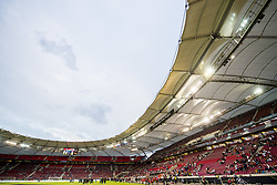 September 4, 2017 - Stuttgart, GERMANY - 170904 General view over Mercedes-Benz Arena ahead of the FIFA World Cup Qualifier match between Germany and Norway on September 4, 2017 in Stuttgart..Photo: Vegard Wivestad GrÂ¿tt / BILDBYRN / kod VG / 170007 (Credit Image: © Vegard Wivestad Gr¯Tt/Bildbyran via ZUMA Wire)