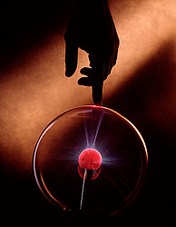 hand finger glass globe generate static electricity copy space CONCEPT STOCK PHOTOS CONCEPT STOCK PHOTOS
