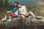 Brigitte and Victoria