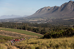 Riders during stage 1 of the 2017 Absa Cape Epic Mountain Bike stage race held from Hermanus High School in Hermanus, South Africa on the 20th March 2017<br /> <br /> Photo by Sam Clark/Cape Epic/SPORTZPICS<br /> <br /> PLEASE ENSURE THE APPROPRIATE CREDIT IS GIVEN TO THE PHOTOGRAPHER AND SPORTZPICS ALONG WITH THE ABSA CAPE EPIC<br /> <br /> ace2016