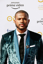 March 30, 2019 - Los Angeles, CA, USA - LOS ANGELES, CA - MAR 29: Trevor Jackson attends the 50th NAACP Image Awards Non-Televised Dinner at The Berverly Hilton on March 29 2019 in Beverly Hills CA. Credit: CraSH/imageSPACE/MediaPunch (Credit Image: © Imagespace via ZUMA Wire)