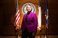 Former Houston Mayor Annise Parker