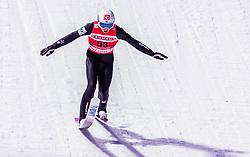 02.02.2019, Heini Klopfer Skiflugschanze, Oberstdorf, GER, FIS Weltcup Skiflug, Oberstdorf, im Bild Johann Andre Forfang (NOR) // Johann Andre Forfang of Norway during his Jump of FIS Ski Jumping World Cup at the Heini Klopfer Skiflugschanze in Oberstdorf, Germany on 2019/02/02. EXPA Pictures © 2019, PhotoCredit: EXPA/ JFK