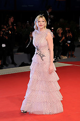 Woodshock' Premiere at the 74th Venice Film Festival on September 4, 2017 at Venice Lido. 04 Sep 2017 Pictured: VENICE, ITALY - SEPTEMBER 04: Kirsten Dunst attends 'Woodshock' Premiere at the 74th Venice Film Festival on September 4, 2017 at Venice Lido. Photo credit: MEGA TheMegaAgency.com +1 888 505 6342