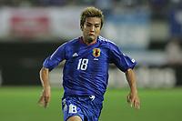SEPTEMBER 7, 2005 - Football : Junichi Inamoto (JPN), <br /> KIRIN CHALLENGE CUP 2005 <br /> between Japan 5-4 Honduras <br /> at Miyagi Stadium , Miyagi , Japan. <br /> (Photo by YUTAKA/AFLO SPORT/Digitalsport<br /> Norway only