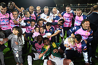 FOOTBALL - FRENCH CHAMPIONSHIP 2010/2011 - L2 - EVIAN TG v FC METZ - 27/05/2011 - PHOTO ERIC BRETAGNON / DPPI - JOY