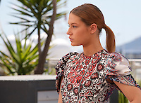 Actress Adèle Exarchopoulos at the The Last Face film photo call at the 69th Cannes Film Festival Friday 20th May 2016, Cannes, France. Photography: Doreen Kennedy