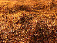 Fresh ground hot Paprika powder