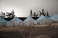 Weather conditions worsen as winter arrives in Yayladagi refugee camp for Syrians in southern Turkey. 12/21/2012 Bradley Secker for the Washington Post