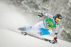 Samu Torsti of Finland during 2nd run of Men's Giant Slalom race of FIS Alpine Ski World Cup 57th Vitranc Cup 2018, on March 3, 2018 in Podkoren, Kranjska Gora, Slovenia. Photo by Ziga Zupan / Sportida