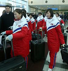 South Korea - North Korea Tensions - 24 Jan 2018