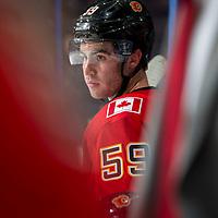 091117 Winnipeg Jets v Calgary Flames