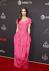Emily Ratajkowski at the Los Angeles premiere of 'Welcome Home' held at the London Hotel in West Hollywood, USA on November 4, 2018.