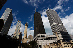Buildings and Landmarks - Chicago - 01 Oct 2018