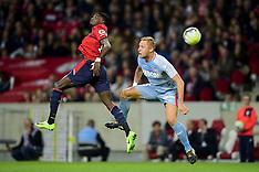 Lille vs Monaco - 22 Sept 2017