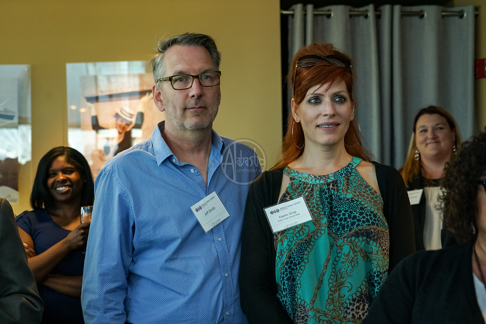 """World Trade Center Seattle Spring Member Reception with Zegrahm Expeditions """"Beyond the Destination"""". Photo by Alabastro Photography."""