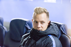 December 5, 2017 - Barcelona, Catalonia, Spain - FC Barcelona goalkeeper Marc-Andre ter Stegen (1) during the match between FC Barcelona - Sporting CP, for the group stage, round 6 of the Champions League, held at Camp Nou Stadium on 5th December 2017 in Barcelona, Spain. (Credit Image: © NurPhoto via ZUMA Press)