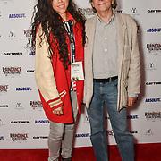 Emel Michael is a singer/songwriter and Lynwood Shiva Sawyer Raindance Film Festival Gay Times Gala screening - George Michael: Freedom (The Director's Cut) London, UK. 4th October 2018.