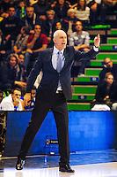 Nikola ANTIC  - 29.11.2014 - Lyon Villeurbanne / Chalon Reims - 10e journee Pro A<br /> Photo : Jean Paul Thomas / Icon Sport