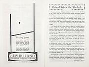 All Ireland Senior Hurling Championship Final,.02.09.1962, 09.02.1962, 2nd September 1962,.Minor Tipperary v Kilkenny, .Senior Wexford v Tipperary, Tipperary 3-10 Wexford 2-11, ..New Ireland Assurance Company,.12 Dawson Street Dublin 2, ..Ireland before the GAA,