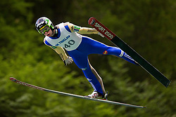 Ziga Jelar during Ski Jumping Continental Cup, on July 7th, Kranj, Slovenia. Photo by Ziga Zupan / Sportida