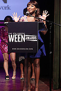 NEW YORK, NY-NOVEMBER 18: Actress Nature Naughton attends the 5th Annual W.E.E.N Awards held at the The Schomburg Center for Research in Black Culture on November 18, 2015 in Harlem, New York City.  (Terrence Jennings/terrencejennings.com)