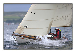 The final day of racing of the Fife Regatta on the King's Course North of Great Cumbrae<br /> <br /> Mignon, Bob Fisher, GBR, Bermudan Sloop, Wm Fife 3rd, 1898<br /> <br /> * The William Fife designed Yachts return to the birthplace of these historic yachts, the Scotland's pre-eminent yacht designer and builder for the 4th Fife Regatta on the Clyde 28th June–5th July 2013<br /> <br /> More information is available on the website: www.fiferegatta.com