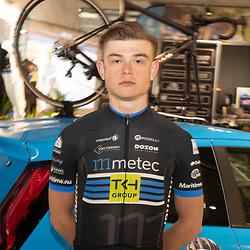 UTRECHT (NED) wielrennen<br /> Marijn van den Berg