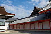 Kyoto Imperial Palace - inner gate Jomeimon