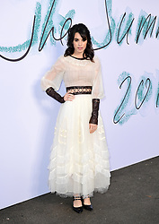 Gala Gordon attending the Serpentine Summer Party 2017, presented by the Serpentine and Chanel, held at the Serpentine Galleries Pavilion, in Kensington Gardens, London.