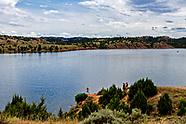 Tongue River Reservoir State Park-Montana