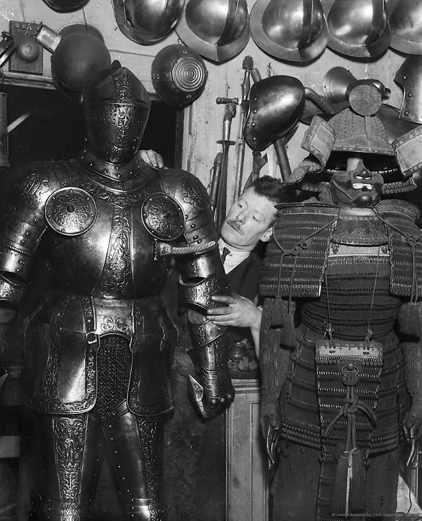 Armory Shop, London, England, 1933