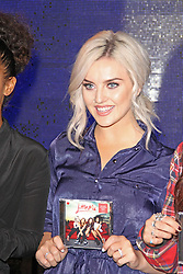 Perrie Edwards, Little Mix: Salute Album Signing, HMV Oxford Circus, London UK, November 11 2013, Photo by Brett Cove © Licensed to London News Pictures. Photo credit : Brett D. Cove/Piqtured/LNP