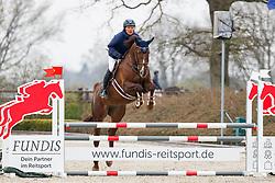 02, Springpferdeprfg. Kl. A**,Ehlersdorf, Reitanlage Jörg Naeve, 29.04. - 02.05.2021,, Rasmus Lüneburg (GER), Carlotta L 3,