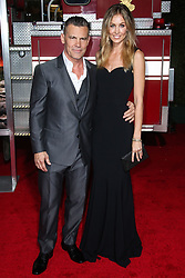 Josh Brolin and wife Kathyrn Boyd arrive at the Los Angeles Premiere Of Columbia Pictures' 'Only The Brave' held at the Regency Village Theatre on October 8, 2017 in Westwood, California. 08 Oct 2017 Pictured: Josh Brolin, Kathyrn Boyd. Photo credit: IPA/MEGA TheMegaAgency.com +1 888 505 6342