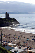 Ballybunion beach in County Kerry, Ireland.<br /> Picture by Don MacMonagle