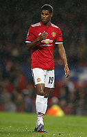 Marcus Rashford of Manchester United ManU during the Champions League Group A match at the Old Trafford Stadium, Manchester. Picture date: September 12th 2017.<br /> Norway only