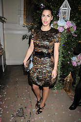 JESSICA DE ROTHSCHILD at the Royal Academy of Art's Summer Ball held at Burlington House, Piccadilly, London on 16th June 2008.<br /><br />NON EXCLUSIVE - WORLD RIGHTS