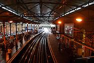 Farringdon Underground Station, London, Britain