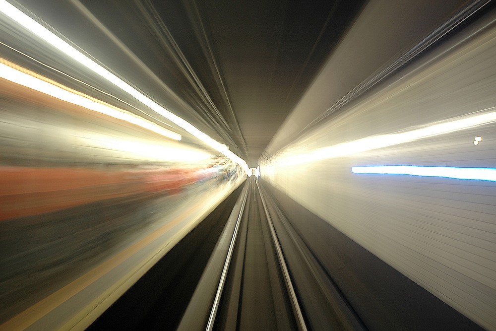 Tunnel Visions is an ongoing project of urban documentary.