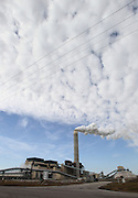 022312tvverticalcampus.View from across the road at the Prairie State Energy Campus facility.  The facility is getting ready to begin generating electricity..TIM VIZER/BELLEVILLE NEWS-DEMOCRAT