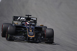 May 10, 2019 - Barcelona, Spain - Romain Grosjean of France driving the (8) Rich Energy Haas F1 Team VF-19 during practice for the F1 Grand Prix of Spain at Circuit de Barcelona-Catalunya on May 10, 2019 in Barcelona, Spain. (Credit Image: © Jose Breton/NurPhoto via ZUMA Press)