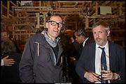 DEXTER DALWOOD; JAKE MILLER, Tate Britain Commission 2014: Phyllida Barlow, Tate Britain. Millbank. London. 31 March 2014.