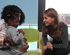 Duchess of Cambridge visits Sunshine House - 19 Sep 2019