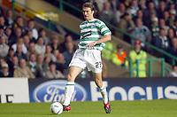 Fotball<br /> UEFA Champions League 2003/2004<br /> 30.09.2003<br /> Celtic v Lyon<br /> Foto: Digitalsport<br /> Norway Only<br /> <br /> STANILAS VARGA (CEL)<br /> PHOTO LAURENT BAHEUX