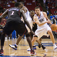 BASKETBALL - NBA - ORLANDO (USA) - 06/11/2008 -  .ORLANDO MAGIC V PHILADELPHIA SIXERS (98-88) - HEDO TURKOGLU / ORLANDO MAGIC