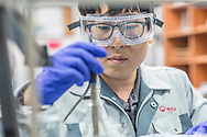 Korea / Daesan / May 2014<br /> <br /> Seetec (LG/LOTTE CHEMICAL) Plant in Daesan<br /> <br /> <br /> © Daniele Mattioli