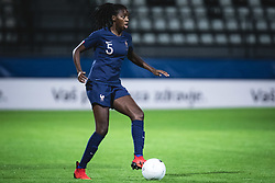 Aissatou Tounkara of France during football match between Slovenia and France in 2nd round of Women's world cup 2023 Qualifying round on 21 of September, 2021 in Mestni stadion Fazanerija, Murska Sobota, Slovenia. Photo by Blaž Weindorfer / Sportida
