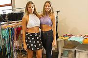 (l-r) Simone and Roxy van Rooyen. Image by Greg Beadle